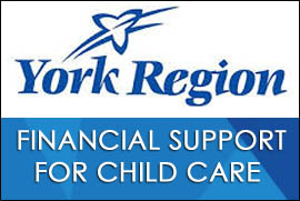 Shoberry's Daycare - York Region Financial Support for Child Care